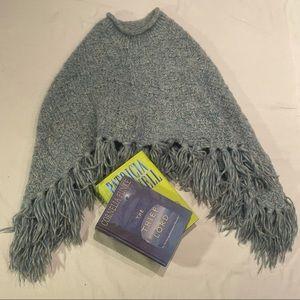 Vintage Knit shawl